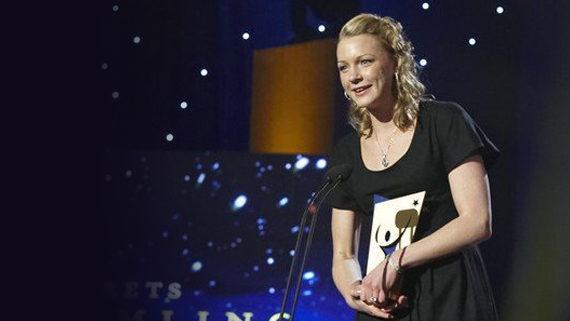 Sarah Sjöström