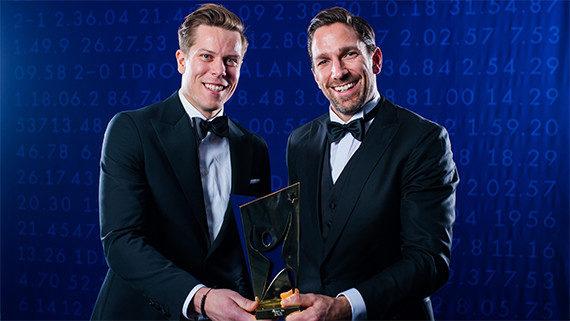 Viktor Fasth & Joel Lundqvist, Tre Kronor