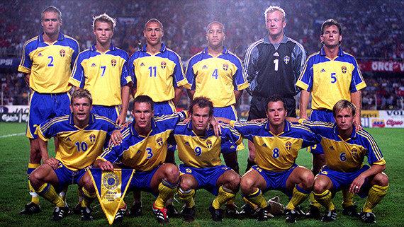 Fotbollslandslaget