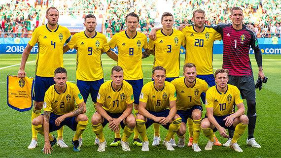 Herrlandslaget - Fotboll